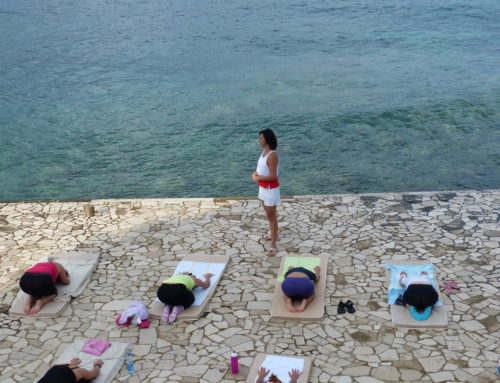 Pilates-Trainingstage am Meer in Montenegro
